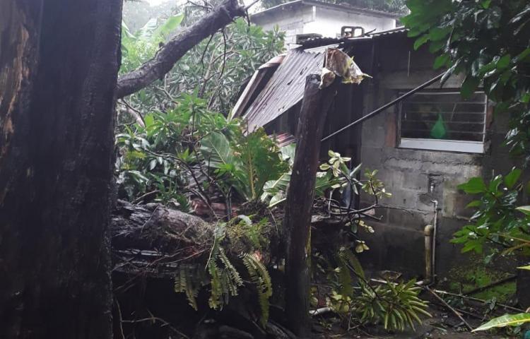 Emiten aviso de prevenciónhasta el miércoles por lluvias y tormentas intensas