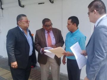 Querellan al rector de la UTP por supuesto abuso de autoridad