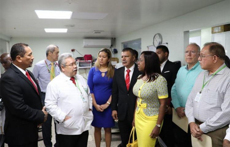 Insistirán en la obra del nuevo Hospital del Niño