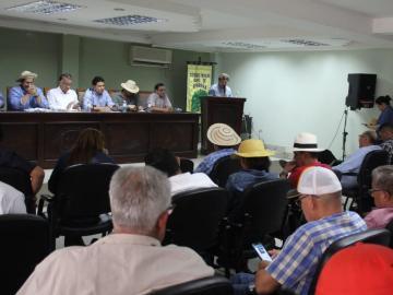Instalan ComisiónNacional para atender el Plan Sequía en Azuero