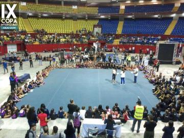 Más de 400 atletas van al Nacional de Gimnasia