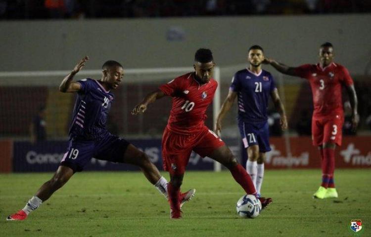 FIFA publicó el ranking del mes y Panamá se ubica en la posición 77