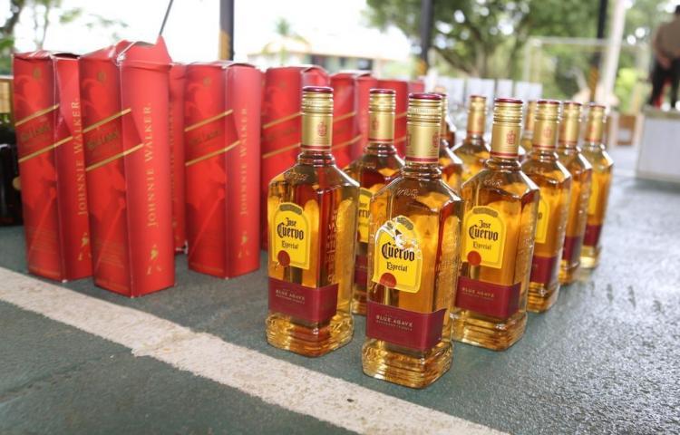 Decomisan licor,cigarrillos y perfumes de presunto contrabando en Darién