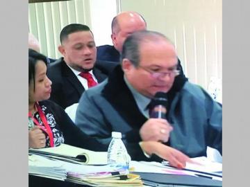 Díaz, Mejía y Ayú Prado impedidos para actuar en caso 'pinchazos'