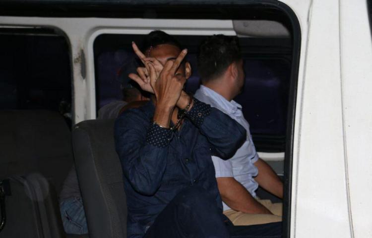 Hermanos presos por crimen en Las Lomas