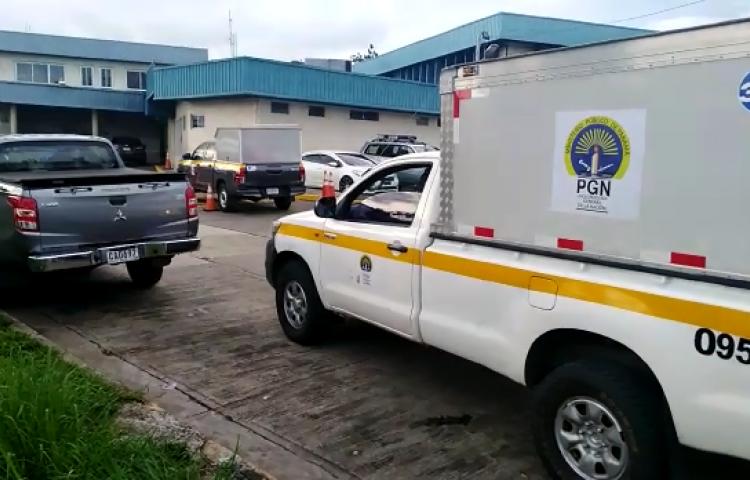 Fallece persona herida de bala que fue llevada a la policía J. J. Vallarino.