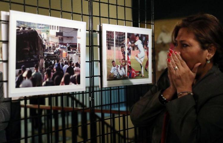 Inaugura exposición 'Testigo ocular: captando la historia panameña'