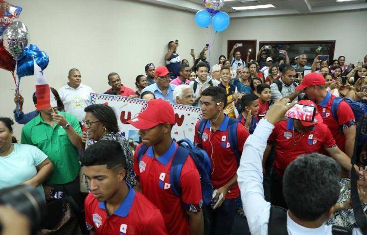 ¡Panamá celebra a sus héroes!