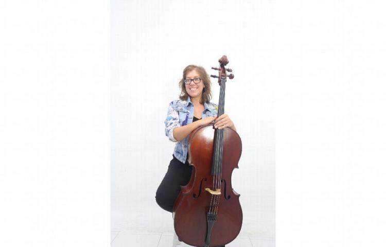Karina Nuñez estará en concierto