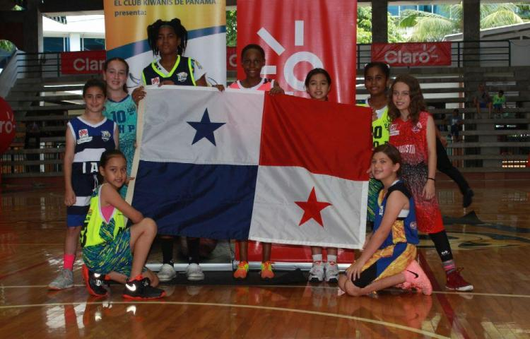Entra en acción la Liga de baloncesto Kiwanis