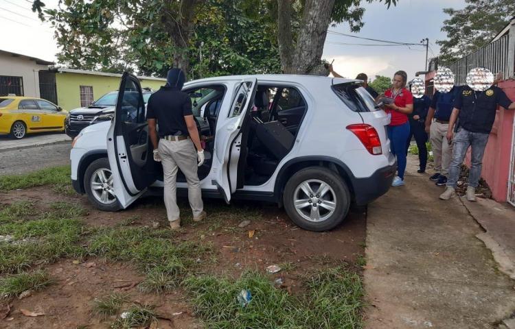 Ocho aprehendidos en operativos contra la delincuencia en La Chorrera