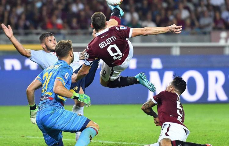 Belotti frenó al Milan y lo dejó más que golpeado