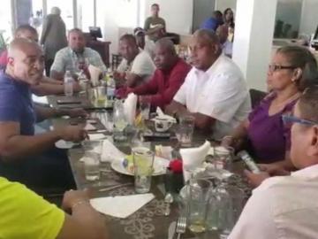 'Repres' y diputados de Colón dicen que no al chantaje