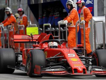 Red Bull y Ferrari ponen en entredicho la superioridad de Mercedes