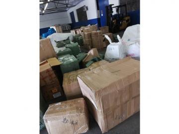 Aduanas retiene 6 mil 920 unidades de cigarrillos