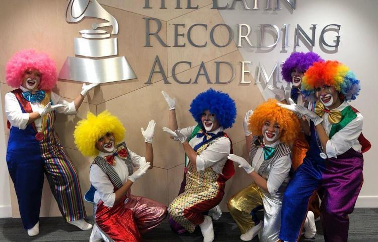 Las payasitas Nifu Nifa nominadas al Latin Grammy 2019