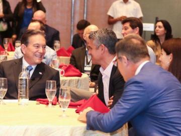 Cortizo: 'Panamá es un país que supera las adversidades'