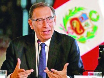 Adelanto de elecciones en Perú no es un capítulo cerrado