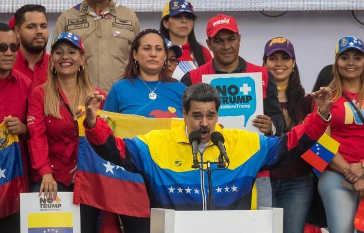 """Nicolás Maduro asegura que el TIAR """"jamás será aplicado"""" en Venezuela"""