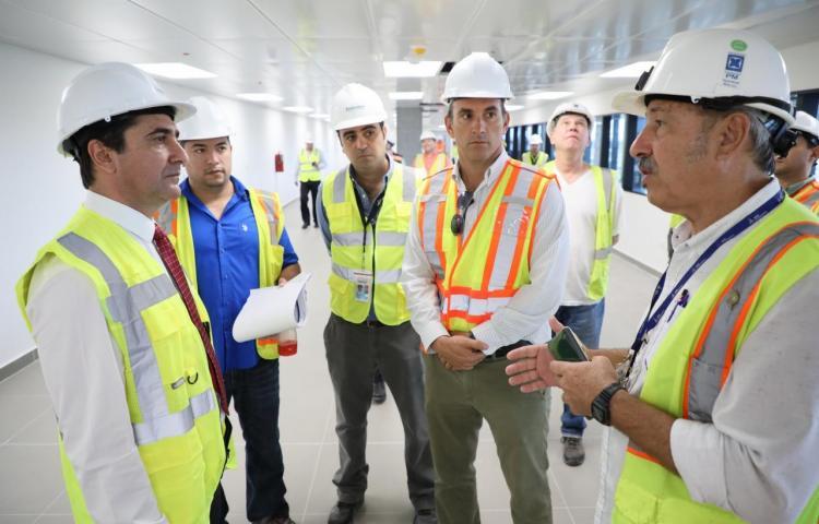 Junta directiva del Aeropuerto de Tocumen sanciona a Odebrecht