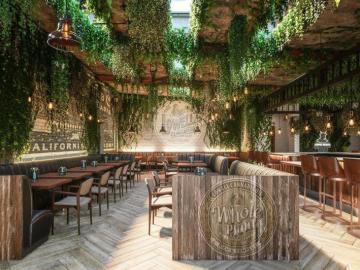 Abre sus puertas el primer café y restaurante a base de marihuana en EEUU