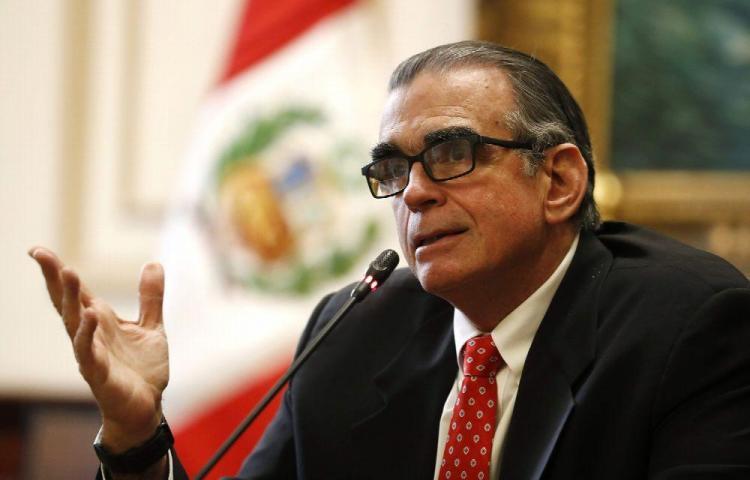 Presidente del Congreso: Gobierno peruano 'capturó' a Tribunal Constitucional