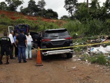 Auto que mató a peatón era de Junta Comunal de Pedregal