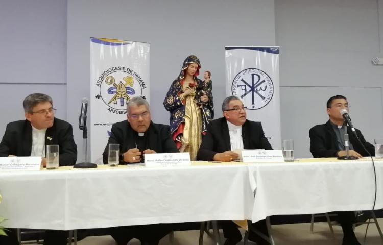 Arquidiócesis de Panamá investiga a sacerdotes
