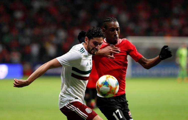 México, rival de Panamá, derrotó a Trinidad y Tobago en Toluca