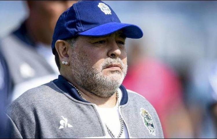 """Maradona: """"River fue superior a Boca, le pudo haber ganado 5-0"""""""