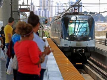 Tres estaciones del Metro estuvieron fuera de servicio
