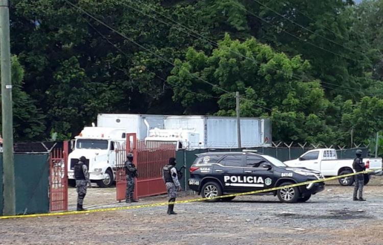 Cinco detenidos durante operación antidrogas en Chame