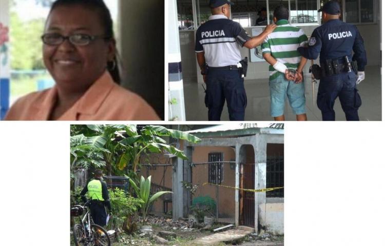 Docente asesinada de 15 puñaladas por su pareja en Veraguas