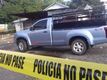 Homicidio en Dolega Chiriquí
