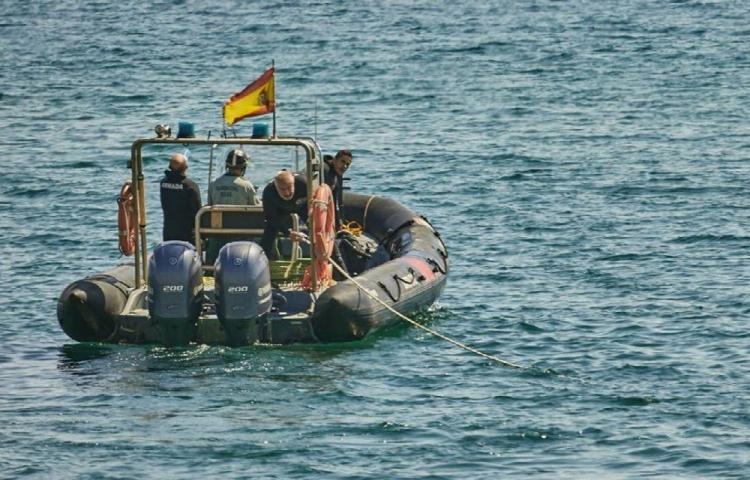 Narcos salvaron a tres militares en alta mar