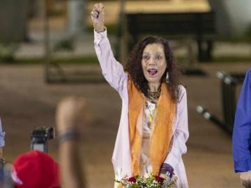Vicepresidenta de Nicaragua llama plaga a opositores