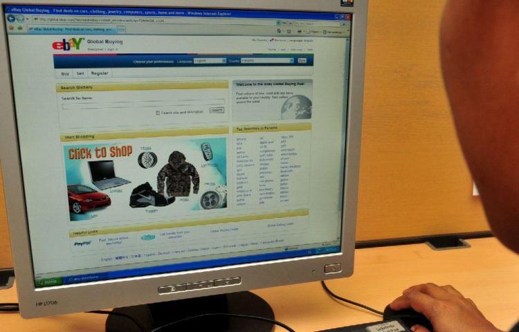 Tengan cuidado si compra artículos desde páginas de Internet