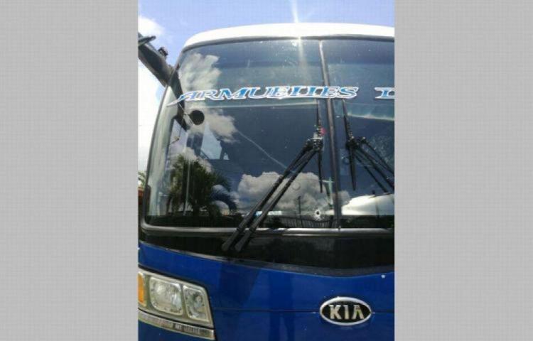 Cae otro ladrón por caso de robo a un bus