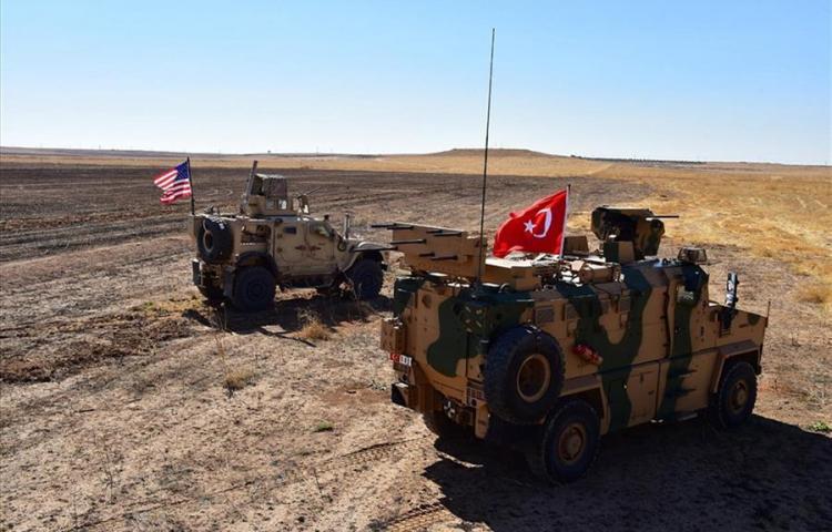 Presidente de Turquíaconfirma que EE.UU. retira sus tropas de la frontera Siria-Turquía