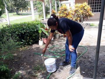 Viven un drama en Chame por la falta de agua