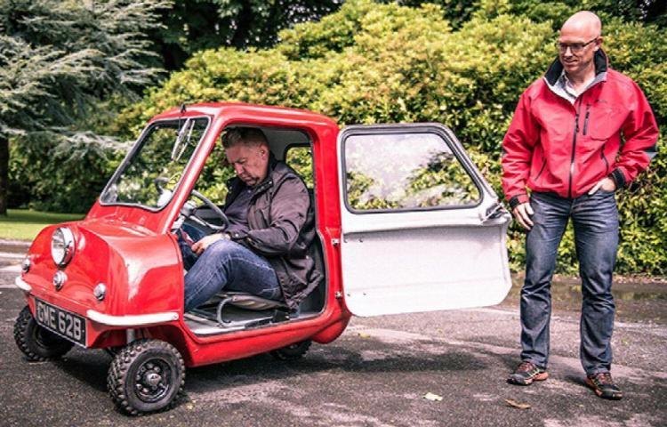 El carro más pequeño del mundo