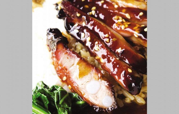 Prepare deliciosa carne de cerdo agridulce