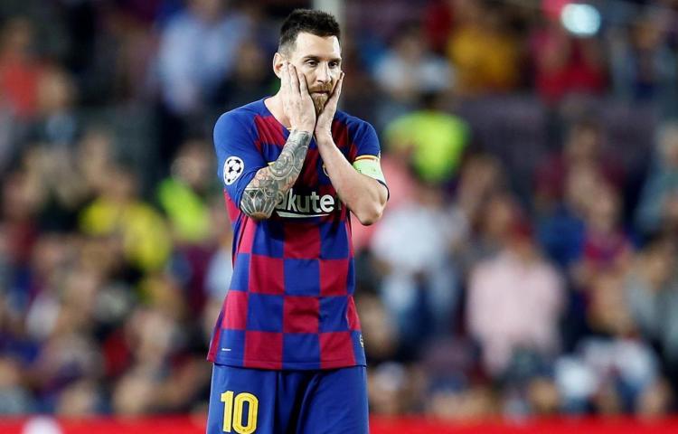 Messi quiso abandonar España por su problema con Hacienda
