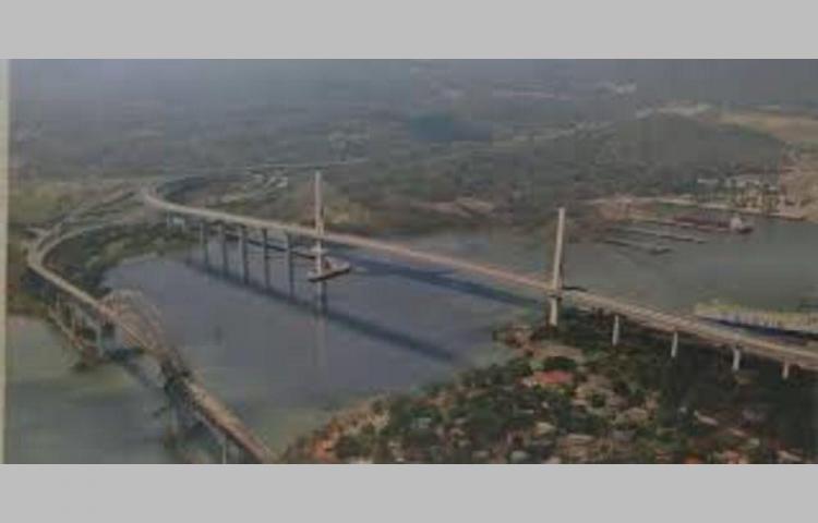 Diputados le dan luz verde a consorcio chino para el cuarto puente