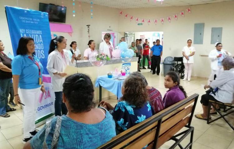 Pruebas de ultrasonido y mamografías en Barú