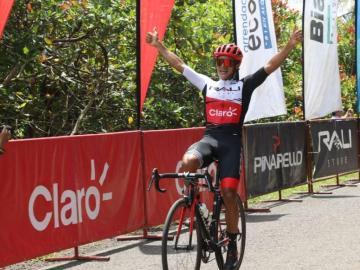 ¡Chiriquí, al poder!ciclista Carlos Samudiobicampeón nacional