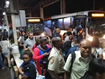 Línea 1 del Metro de Panamá normalizada