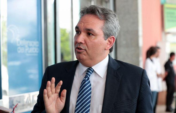 'Se me violó el derecho de la presunción', Castillero Hoyos