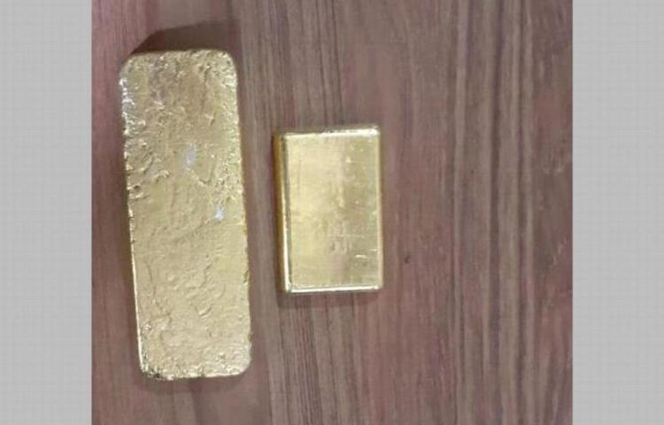 Narcos pagaron con lingotes de oro a indígenas