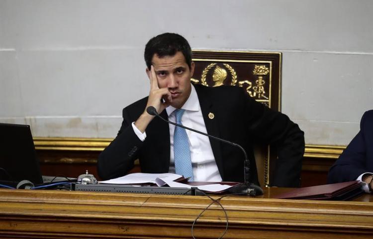 Guaidó respalda a Lenín Moreno y acusa a Maduro por crisis en Ecuador